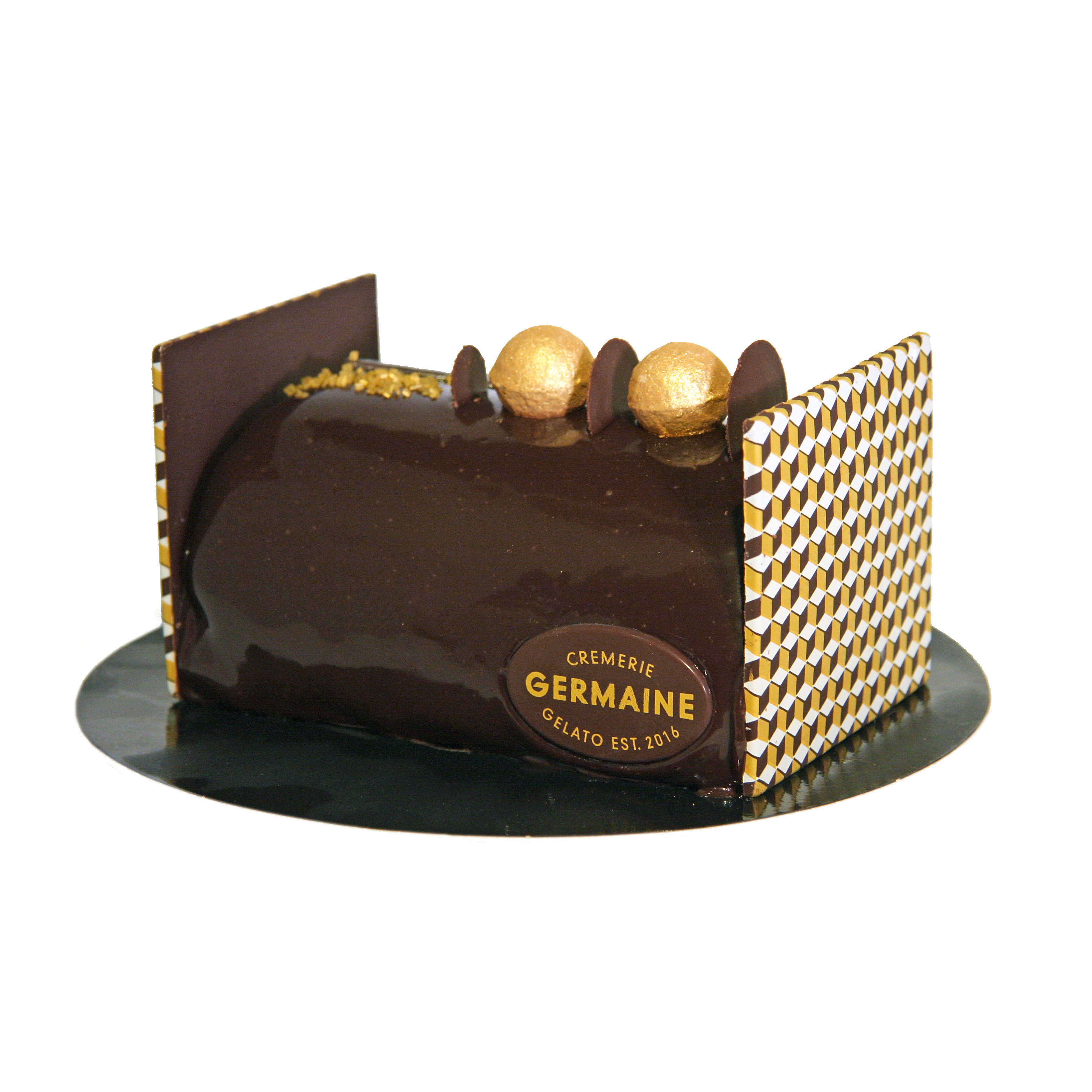 BÛCHE GERMAINE 4P